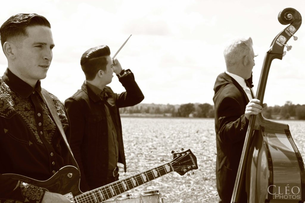 Band Alex Brown and the Hepcats - Photo©CleoBinette